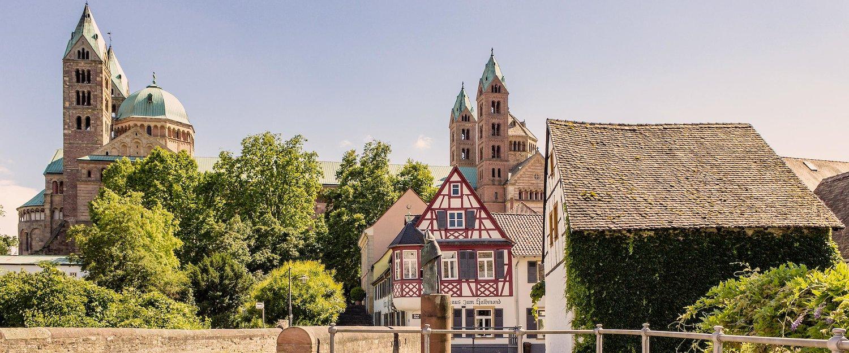 Ferienwohnungen und Ferienhäuser in Speyer