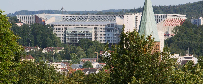 Ferienwohnungen und Ferienhäuser in Kaiserslautern