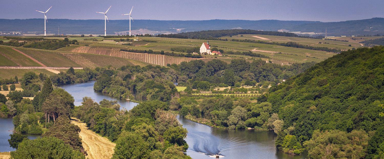 Landschaft um Bad Windsheim