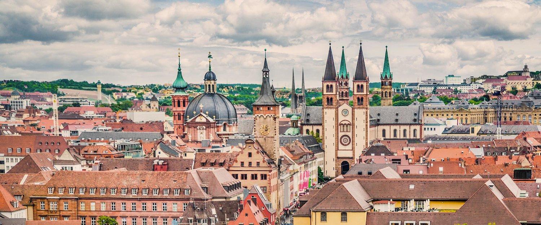 Ferienwohnungen und Ferienhäuser in Würzburg
