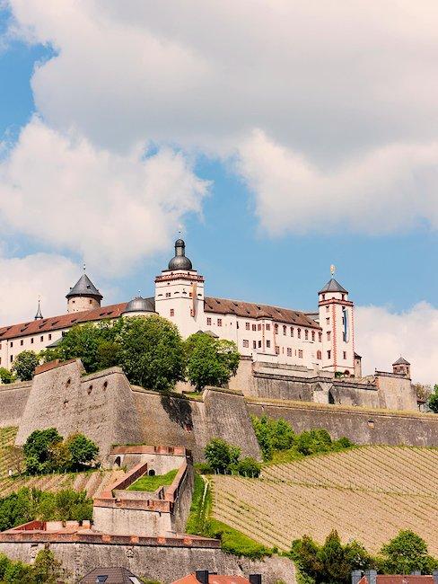 Die Festung Marienberg