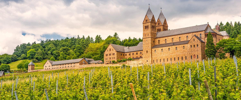 Abtei St. Hildegard in Rüdesheim am Rhein