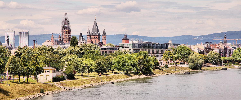 Ferienwohnungen und Ferienhäuser in Mainz