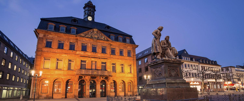 Gebrüder Grimm Denkmal