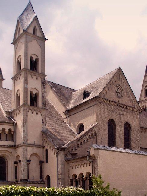 St. Kastor in Koblenz