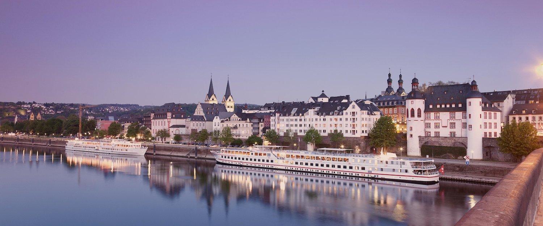 Ferienwohnungen und Ferienhäuser in Koblenz