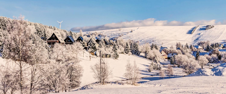 Winterwonderland Klingenthal