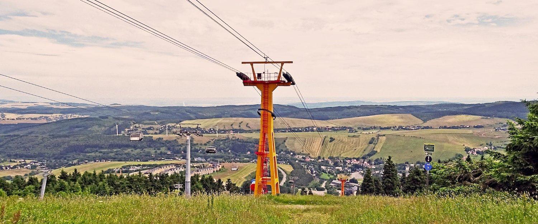 Es bieten sich viele Möglichkeiten in Oberwiesenthal