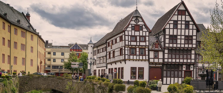 Ferienwohnungen und Ferienhäuser in Bad Münstereifel