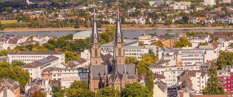 Ferienwohnungen und Ferienhäuser in Bonn