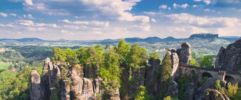 Ferienwohnungen und Ferienhäuser in der Sächsischen Schweiz
