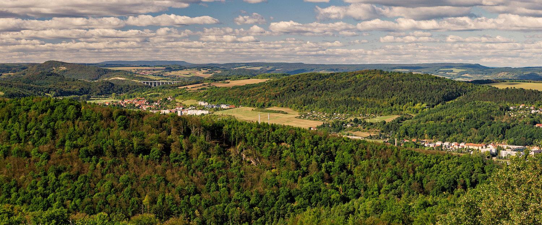Entspannte Urlaubstage in Thüringen
