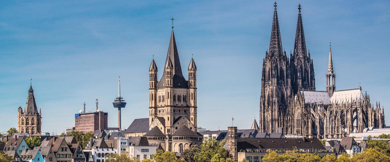 Ferienwohnungen und Ferienhäuser in Köln