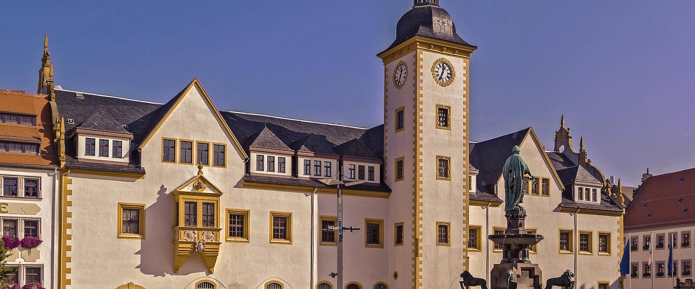 Ferienwohnungen und Ferienhäuser in Freiberg