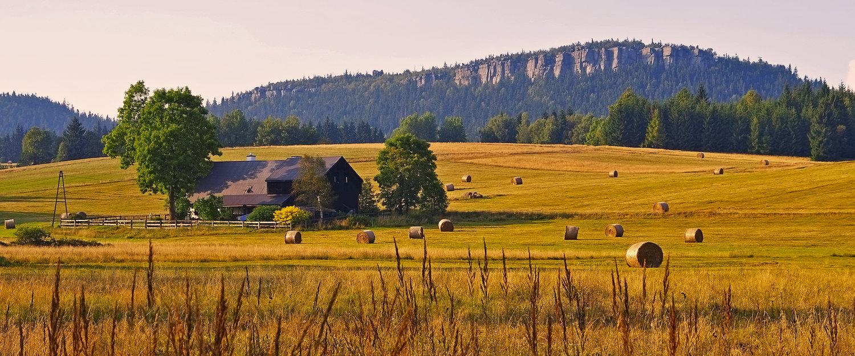 Dolny Śląsk to także przepiękne krajobrazy