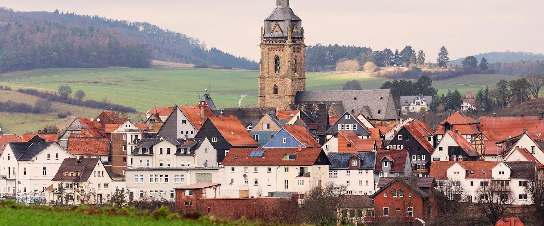Ferienwohnungen und Ferienhäuser in Bad Wildungen