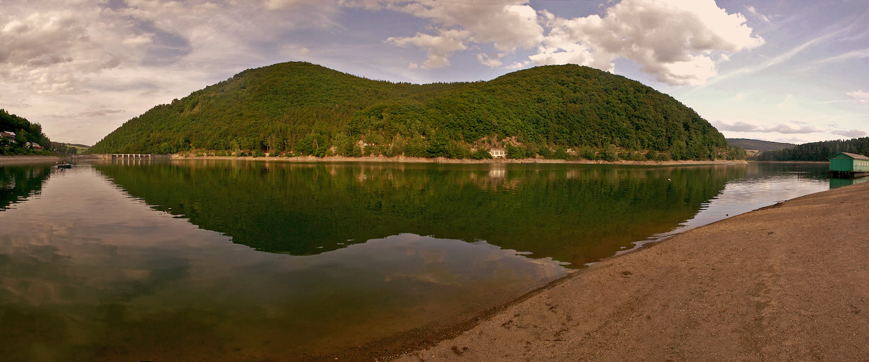 Badespaß und Erholung pur am Diemelsee