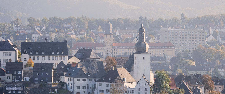 Ferienwohnungen und Ferienhäuser in Arnsberg