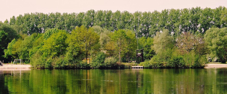 Alberssee in Lippstadt