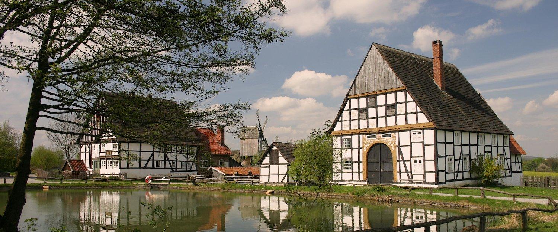 Ferienwohnungen und Ferienhäuser in Detmold