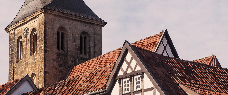 Traditionsreiche Fachwerkhäuser in Tecklenburg