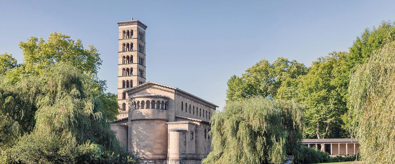 Ferienwohnungen und Ferienhäuser in Potsdam