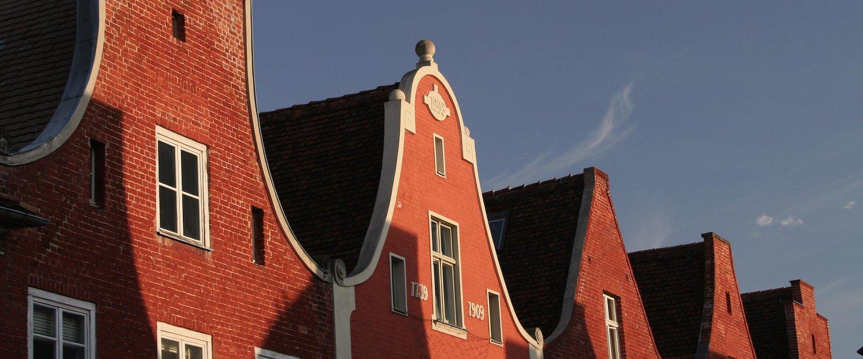 Dzielnica Holenderska, Poczdam