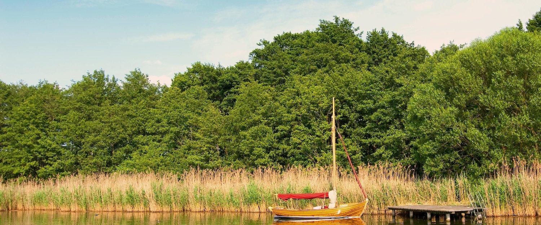 Vakantiehuizen in het Mecklenburgse merengebied
