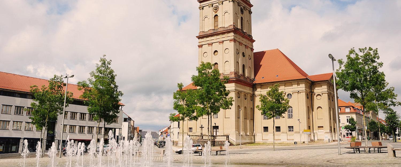 Ferienwohnungen und Ferienhäuser in Neustrelitz