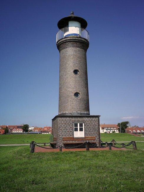 Der Leuchtturm Memmertfeuer