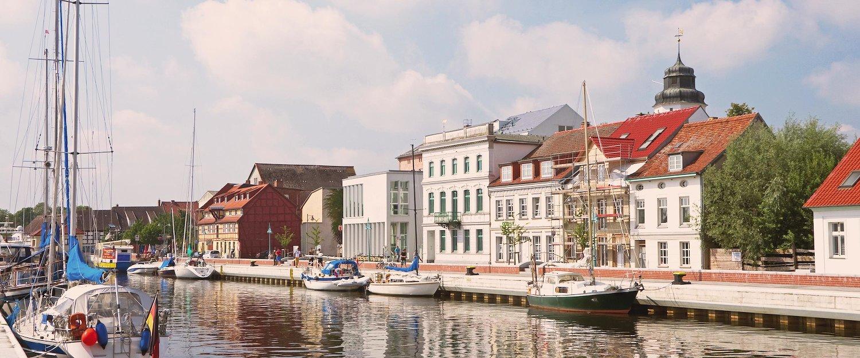 Ferienwohnungen und Ferienhäuser in Ueckermünde