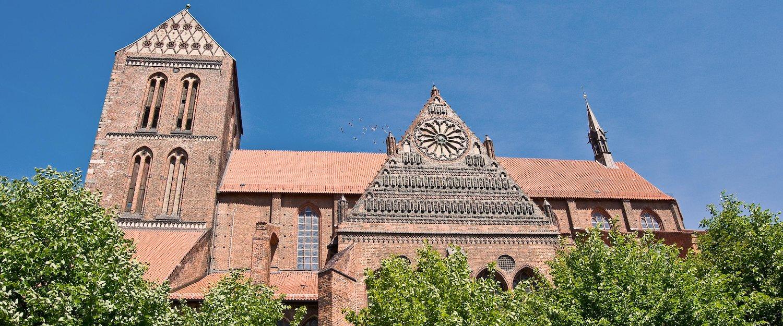 Nikolai-kerk in Wismar