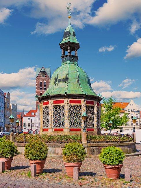 Marktplaats in Wismar