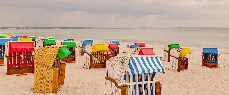 Entspannen Sie sich am Timmendorfer Strand.
