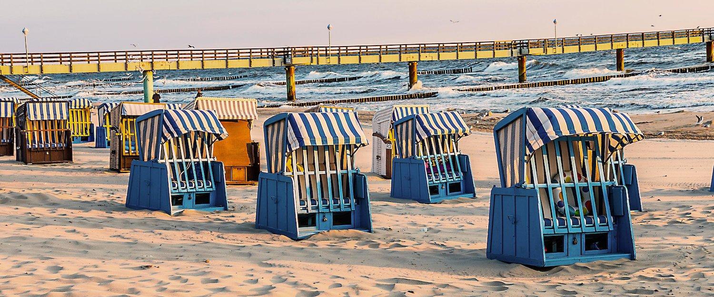 Der Strand bei Koserow