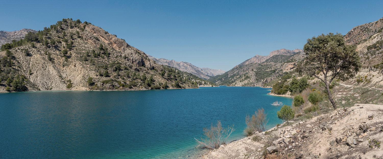 Lago en Castril