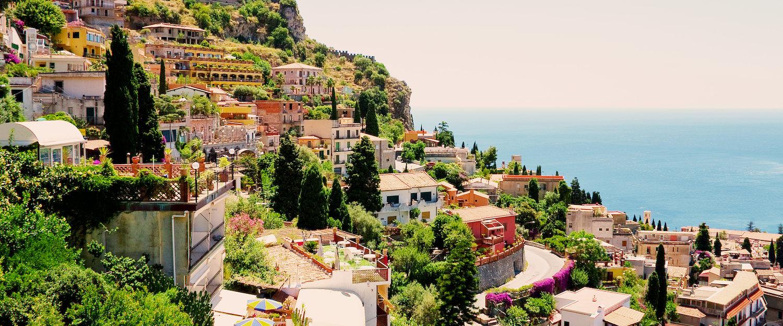 Apartamentos y villas en Taormina