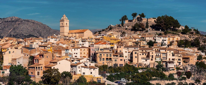 Vakantiehuizen in Valencia Regio