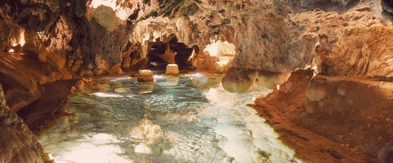 Fuente de la Zulema en Aracena