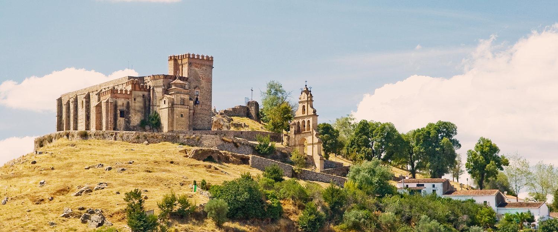 El Castillo de Aracena