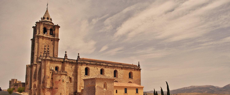 Iglesia de Linares