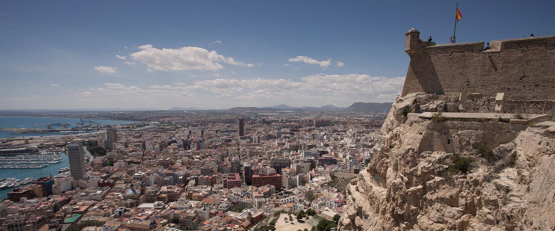 Vakantiehuizen in Alicante