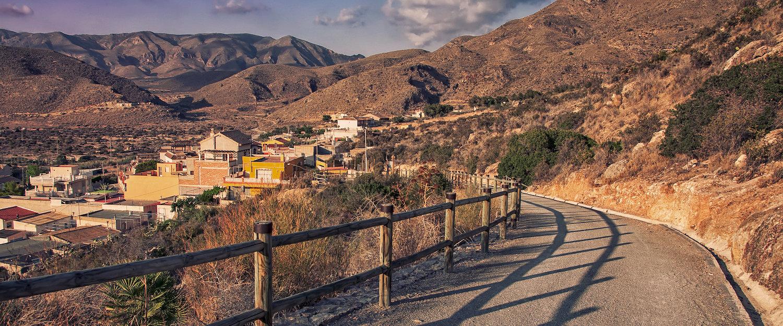 El paisaje de Murcia
