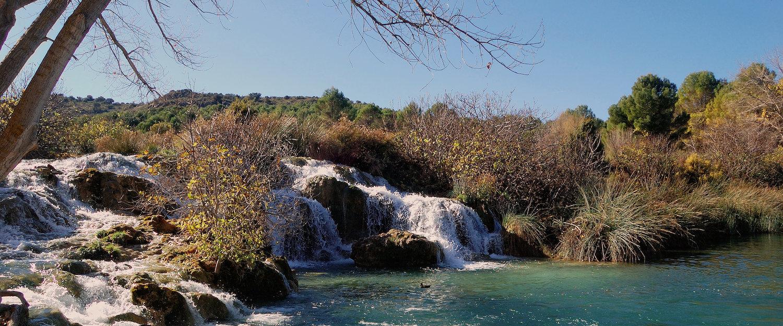 Las maravillosas Lagunas de Ruidera