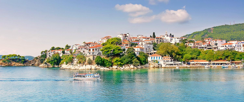 Ferienwohnungen und Ferienhäuser auf Skiathos