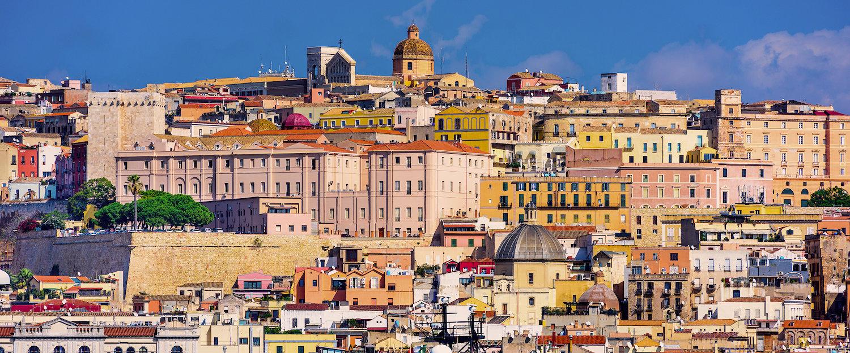 Domy i apartamenty wakacyjne w Cagliari