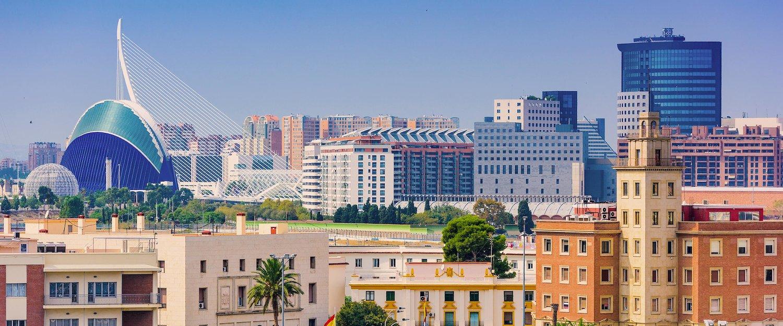 Vakantiehuizen in Valencia
