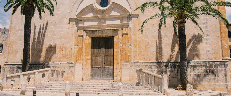 Sant Andreu Kirche
