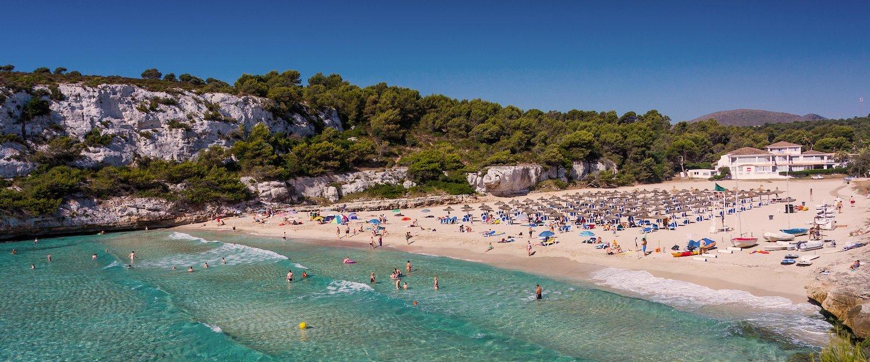 Einer der Traumstrände im Osten Mallorcas.