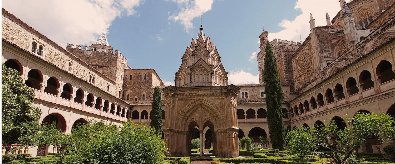 El monasterio de Santa María de Guadalupe